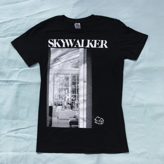 Image of SUGAR HOUSE black t-shirt