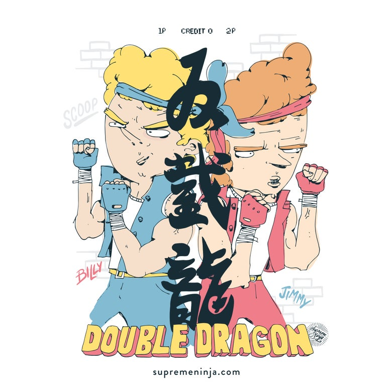 Image of DoubleDragon