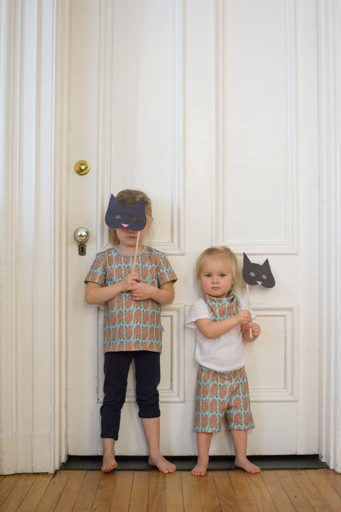 Image of Kids Shirt - Cats