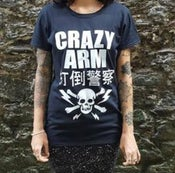 Image of Clash rip-off t-shirt