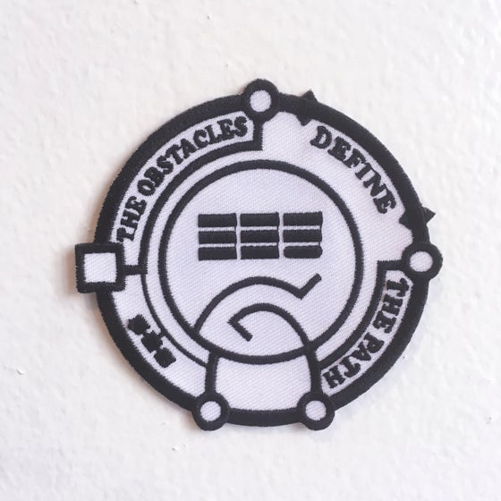 Image of Obstacles Define the Path Patch