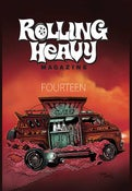 Image of Rolling Heavy Magazine Issue #014 ( BACK ORDERED )