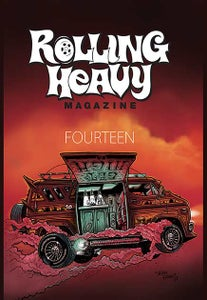 Image of Rolling Heavy Magazine Issue #014