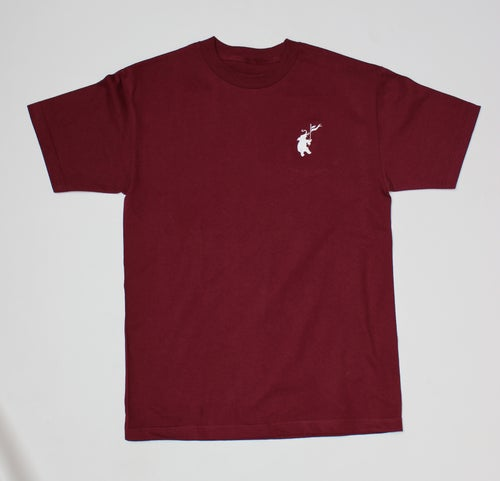 Image of STITCHED LOGO TEE