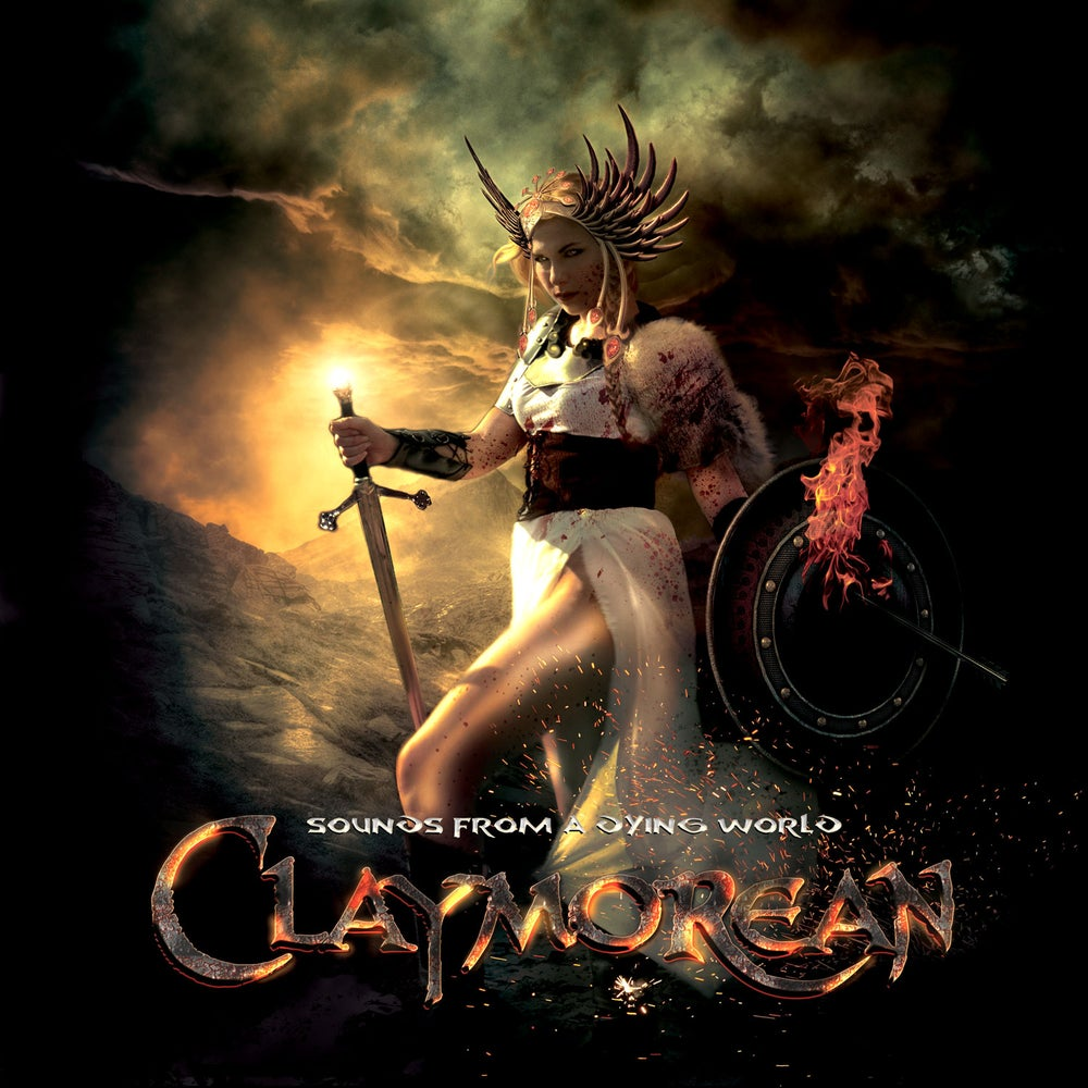 CLAYMOREAN - Sounds From a Dying World CD