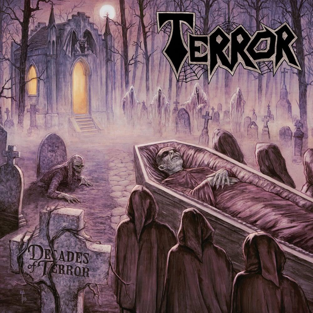 TERROR - Decades of Terror CD
