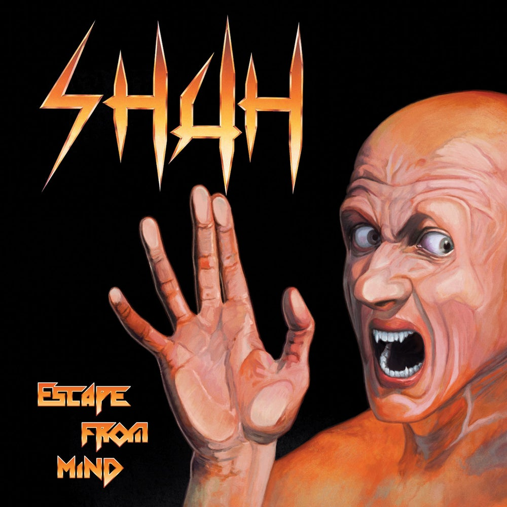 SHAH - Escape From Mind CD
