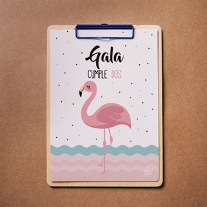 Image of Party Kit Flamingo Impreso