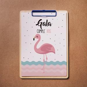 Image of Party Kit Flamingo Impreso