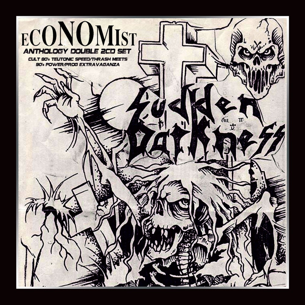 SUDDEN DARKNESS / ECONOMIST - Fear of Reality 2CD