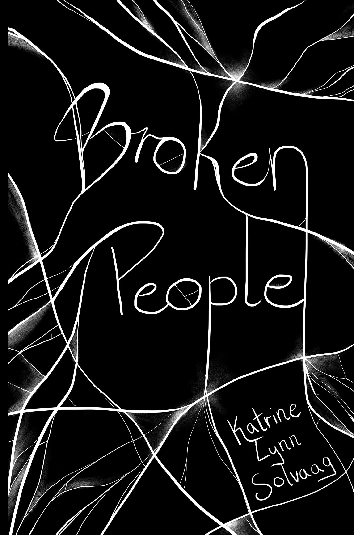 Image of Broken People by Katrine Solvaag