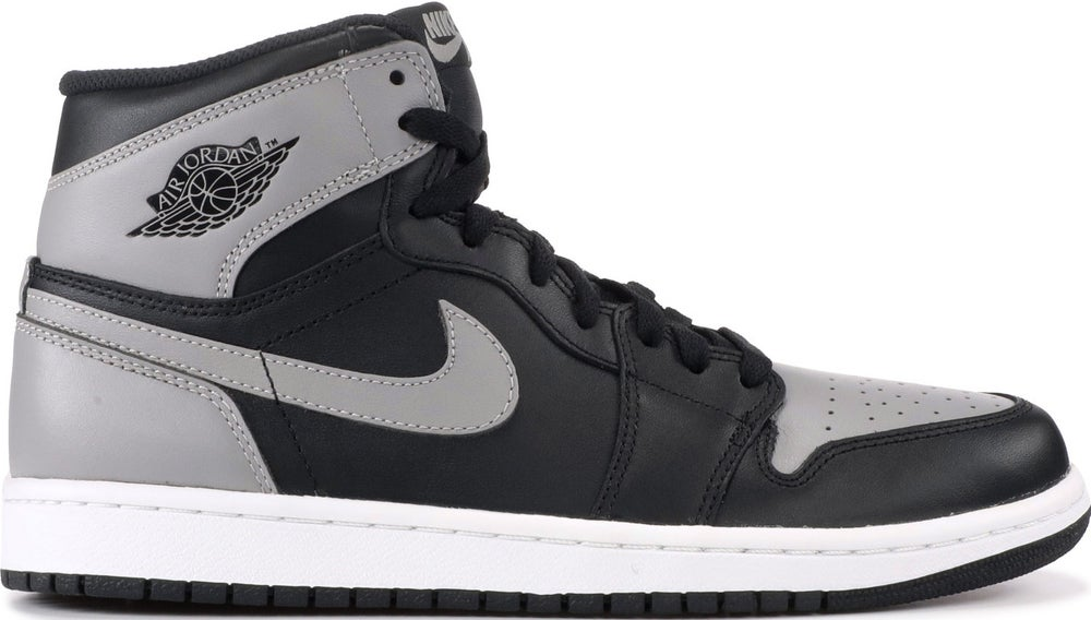 "Image of Nike Retro Air Jordan 1 ""Shadow"" Mens"