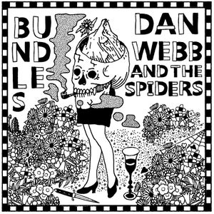 "Image of Bundles / Dan Webb and the Spiders split 12"" Vinyl LP"