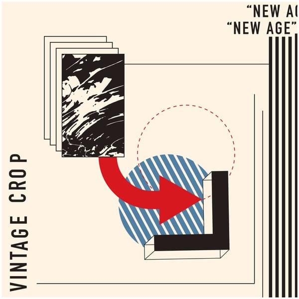 Image of Vintage Crop - New Age (LP)