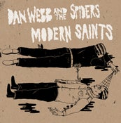 "Image of DWatS / Moder Saints Split Vinyl 7"" EP"