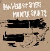 """Image of DWatS / Moder Saints Split Vinyl 7"""" EP"""