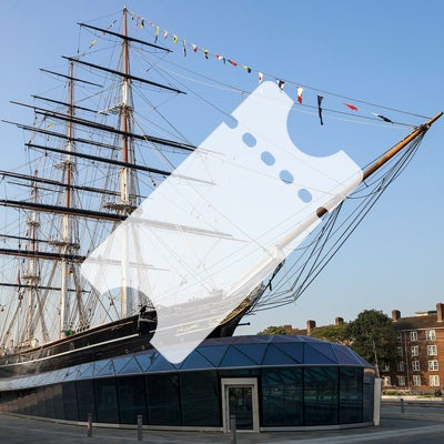 Image of Cutty Sark Ticket