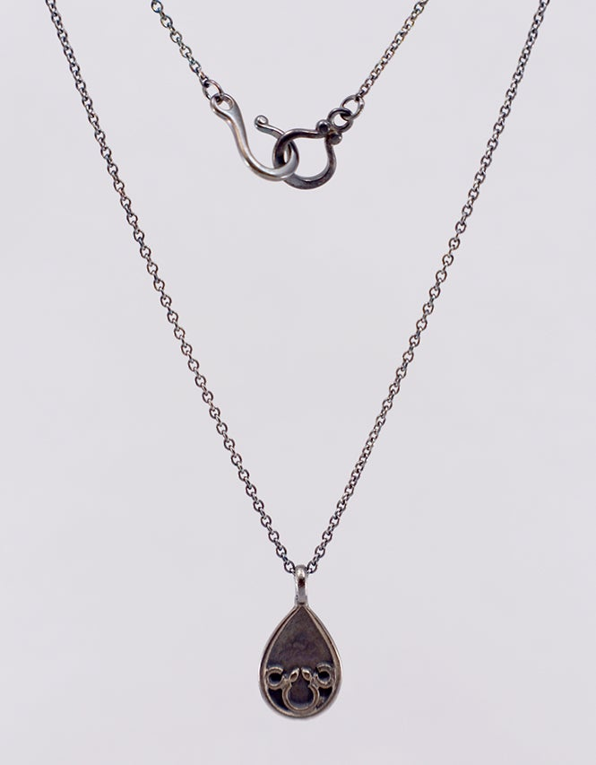 "Image of ""Fragment"" Tiny Arch Pendant Necklace"