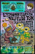 Image of 25th Anniversary Poster featuring Pearl Jam, Lemonheads and Buffalo Tom