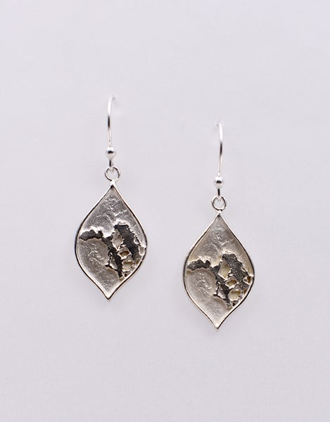 "Image of ""Fragment"" Arch Drop Earrings"