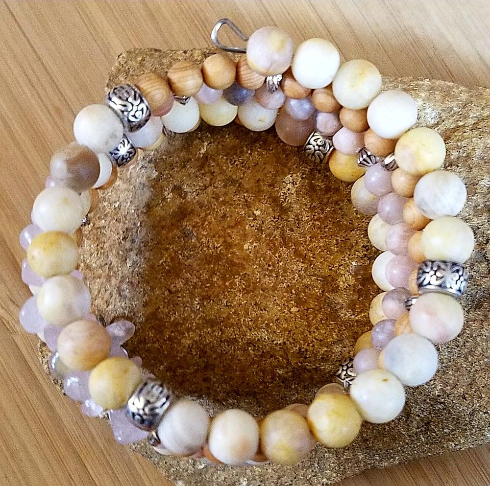 Image of Pink Sands Wrap Bracelet