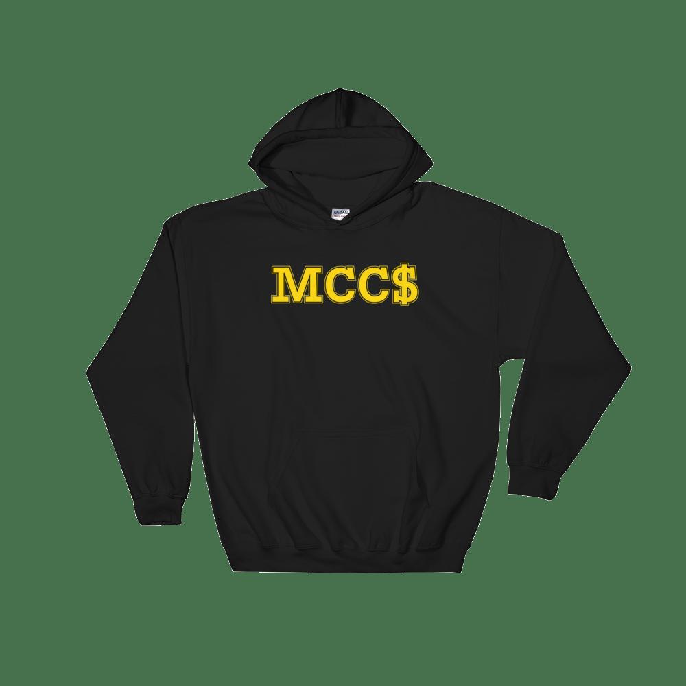 Image of MCC$ Hoodie Black