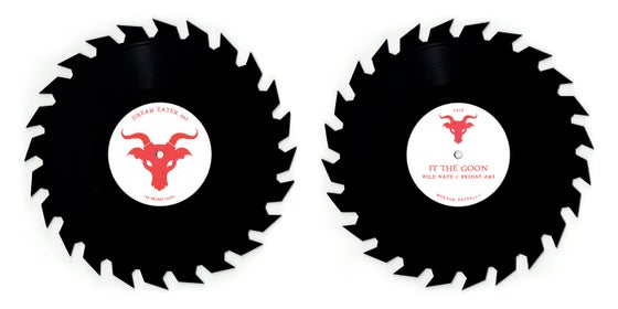 "Image of Dream Eater 003 10"" Saw Lathe Cut - Free UK shipping"