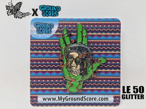 Vomitart - Spring Gathering REZZ 3D Pin (LE 50)