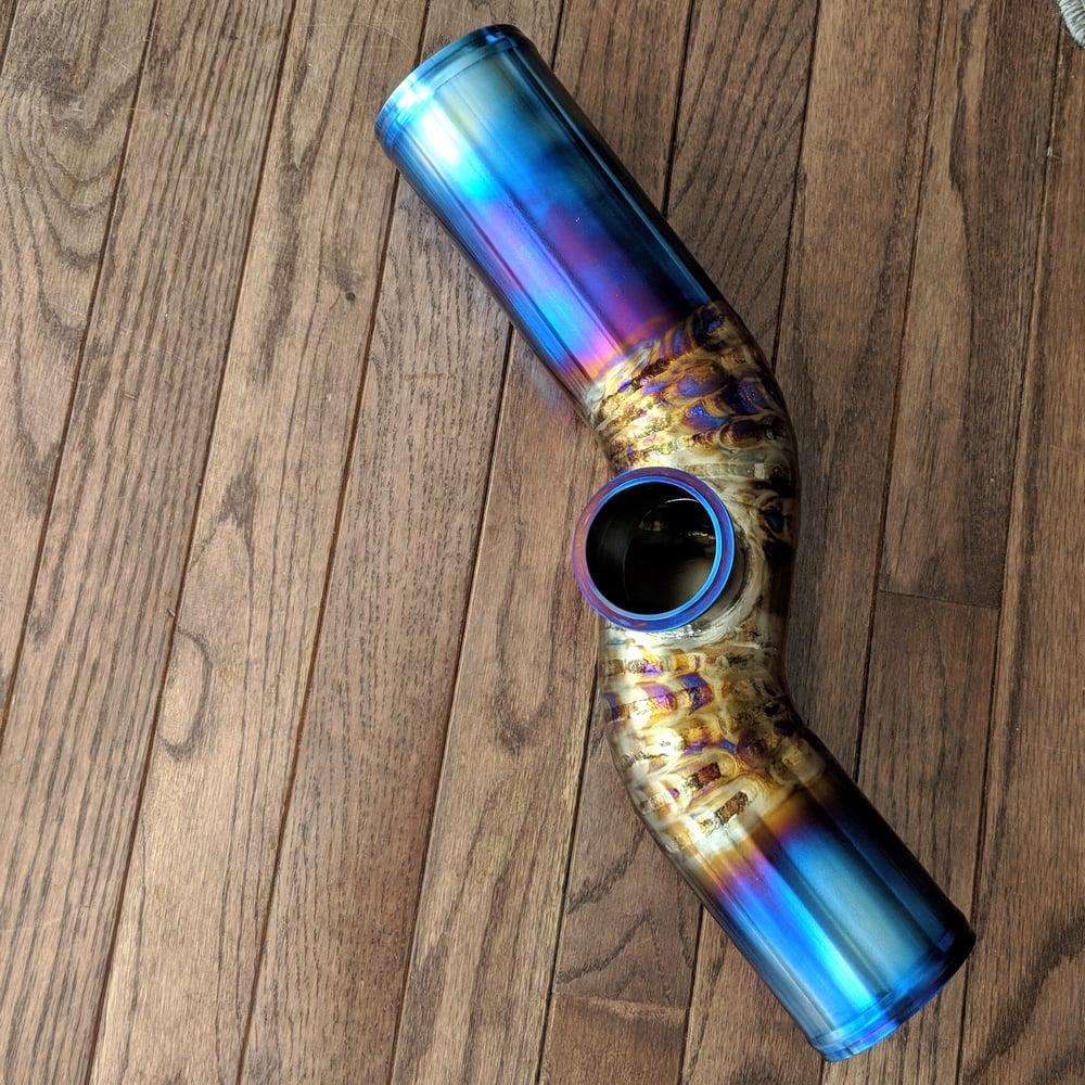 Image of Titanium Upper Charge Pipe