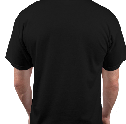Image of K.O.T.H. BLACK TEE