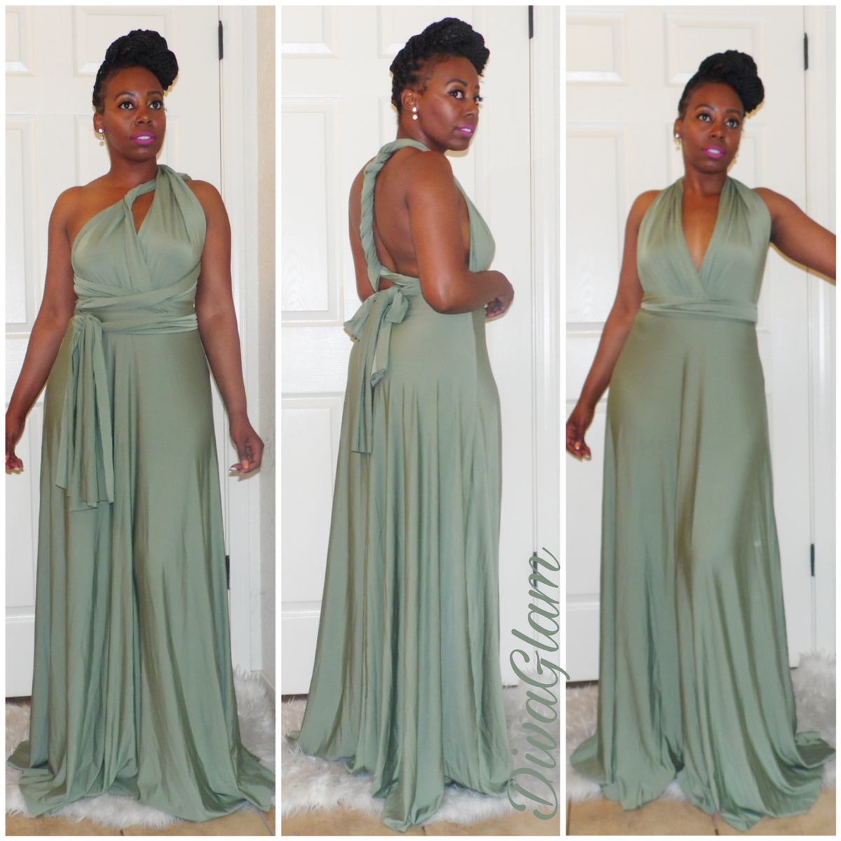 Image of BLOSSOM MAXI DRESS