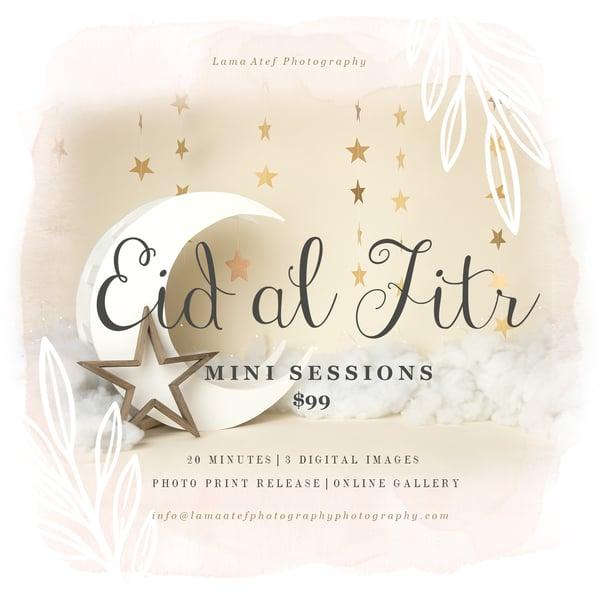 Image of Eid al Fitr Mini - Retainer Only