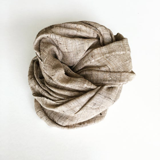 Image of ORISSA THROW - NATURAL