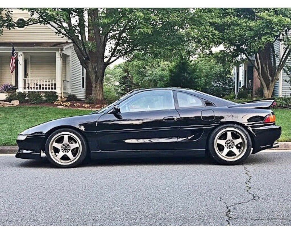90 99 Sw20 Greddy Side Skirts Without Bottom Vent Camposites