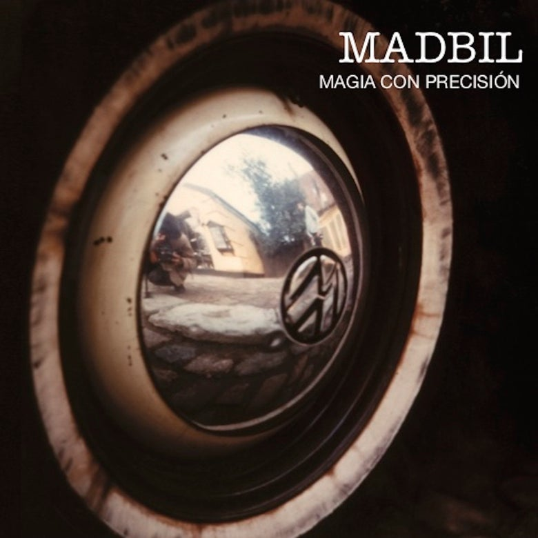 Image of Madbil - Magia Con Precisión (CD gatefold card sleeve)