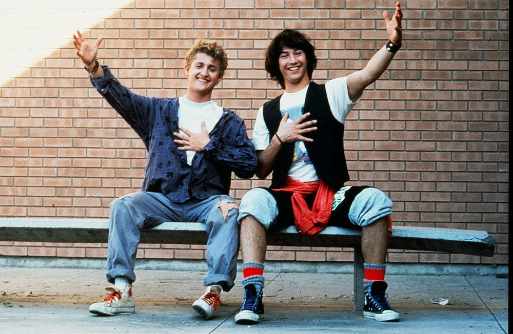 Bill & Ted's Excellent Adventure (OST) LP