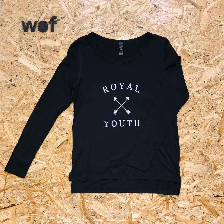 Image of Royal Youth Long Sleeve