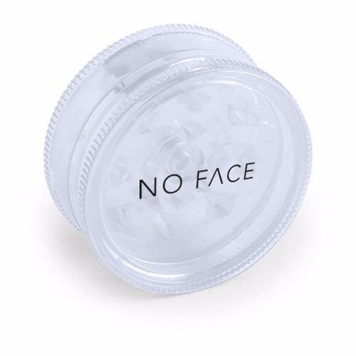 "Image of GRINDER ""NO FACE"" WHITE"