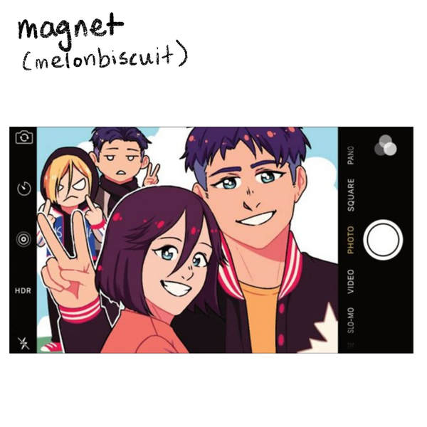 Image of Selfie Magnet