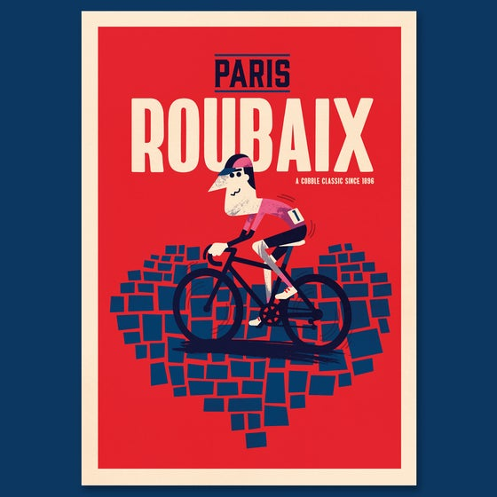 Image of PARIS ROUBAIX 2018