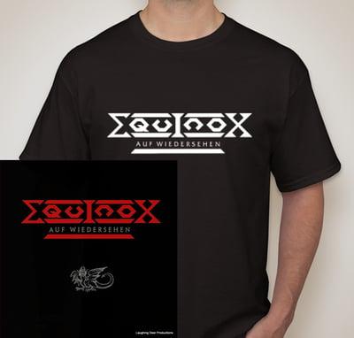 Image of Bundle Auf Wiedersehen Album & T-shirt