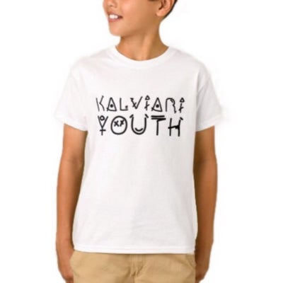 Image of KALVIARI YOUTH TSHIRT
