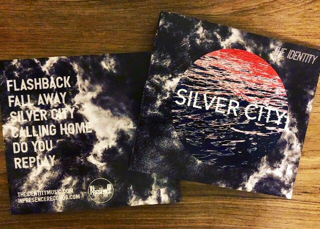Image of The Identity - 'Silver City' EP