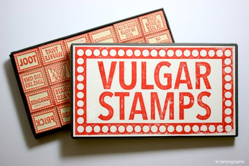 Image of Vulgar Stamps