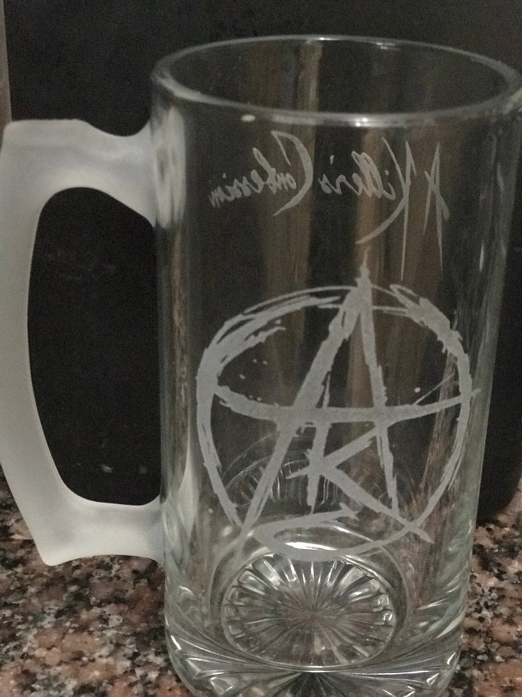 Image of AKC Beer Mug