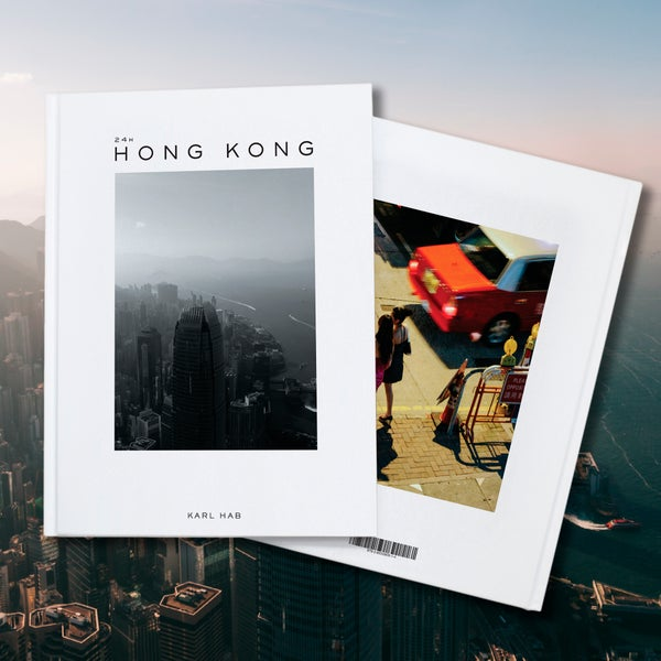 Image of 24H HONG KONG BOOK