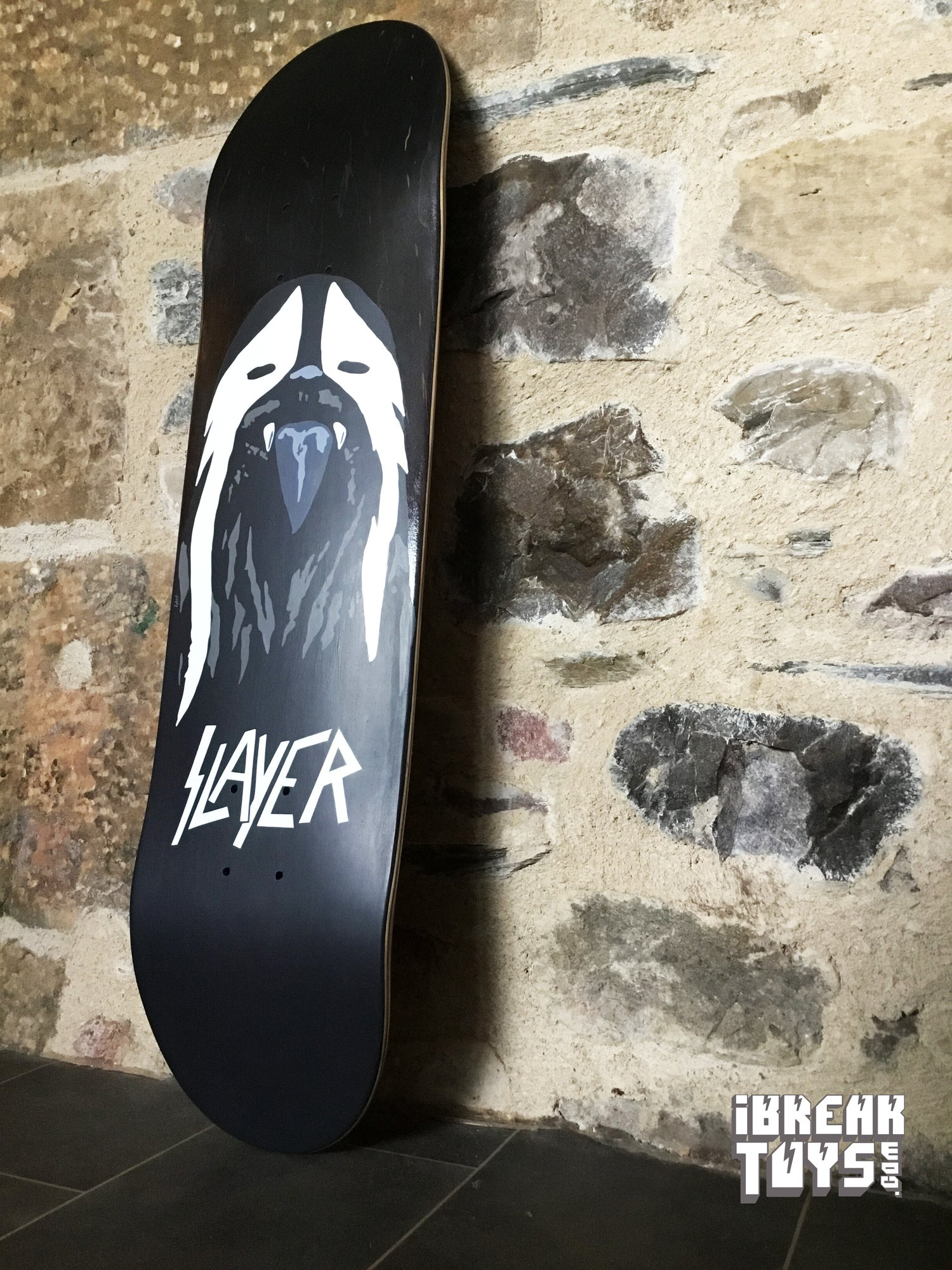 Image of I Break Toys Skate Deck