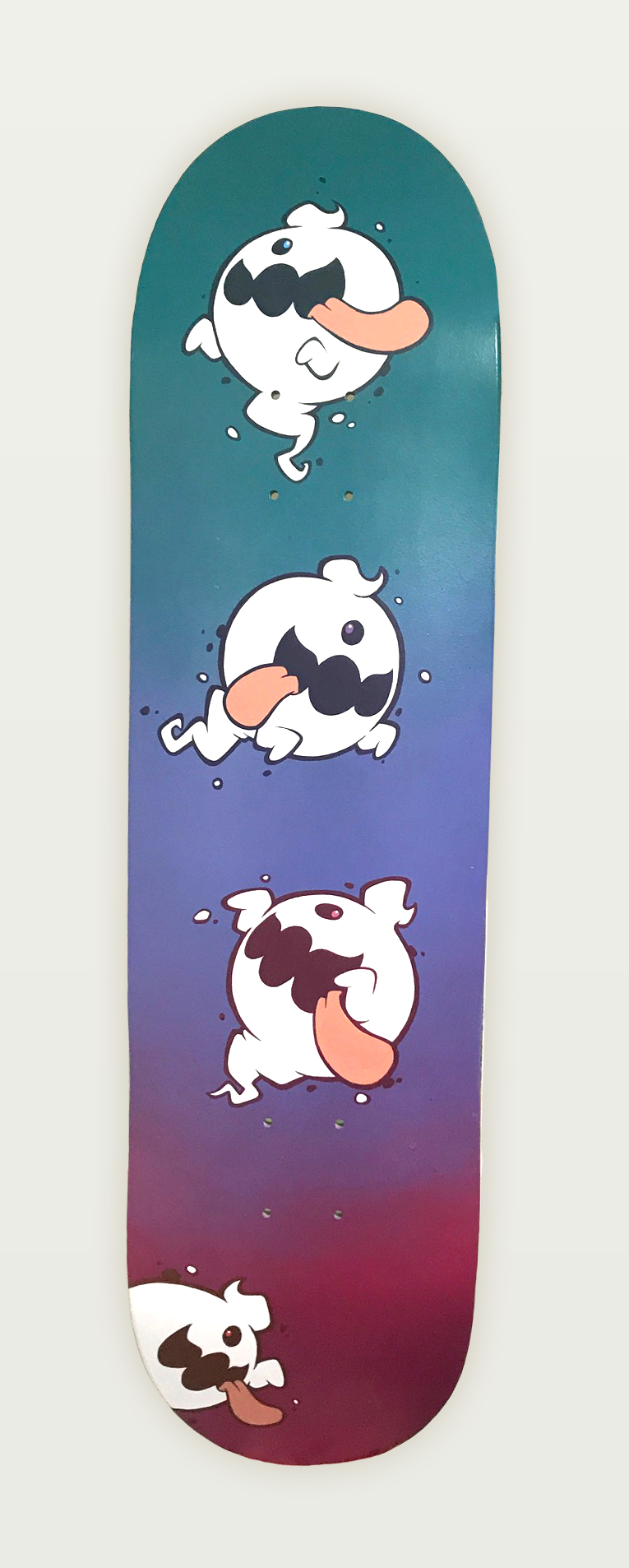 Image of Okkle Skate Deck