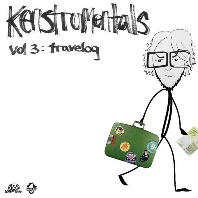 Image of Kenny Segal - Kenstrumentals Vol. 3: Travelog