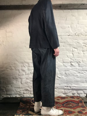 Image of CLUB TROUSER in GREY Denim